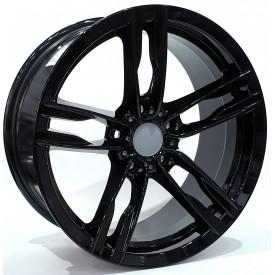 TRUVA 185 9.5X20 5X120 ET37 BLACK 72,6