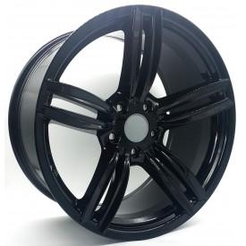 TRUVA 5065-5 8.5X19 5X120 ET33 BLACK 72,6